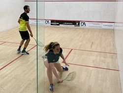Rob Downer v Julianne Courtice